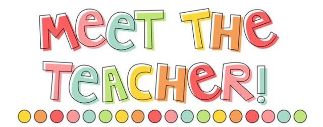 Teacher Meet & Greet website